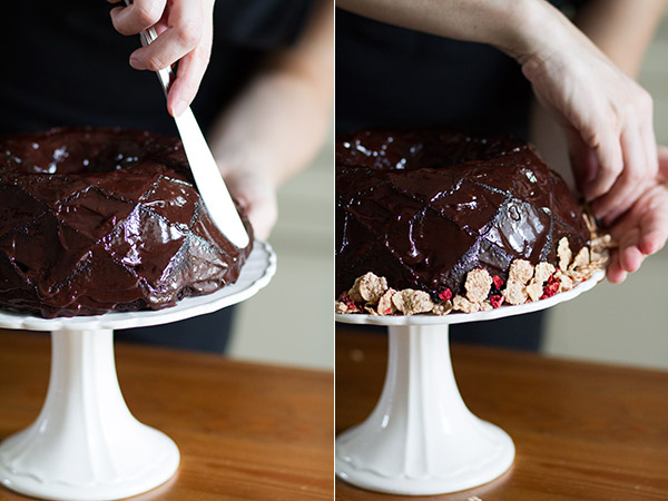 bundt cake chocolate